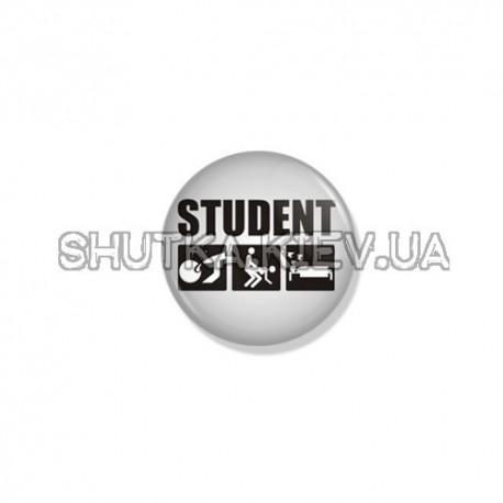 Значок student фото 1 — Shutka