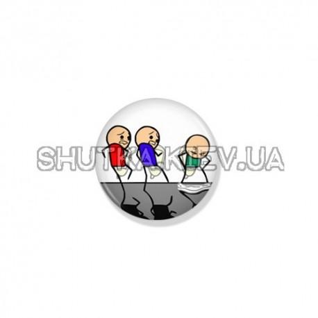 Значок человечки фото 1 — Shutka