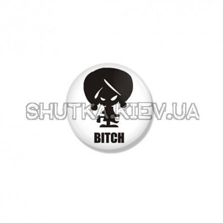 Значок BICH фото 1 — Shutka