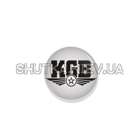 Значок KGB фото 1 — Shutka