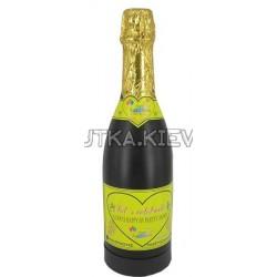 Шампанское - хлопушка (15 см)