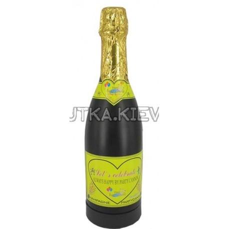 Шампанское - хлопушка (15 см) фото 1 — Shutka
