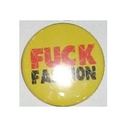 "Значок ""FUCK fashion"""