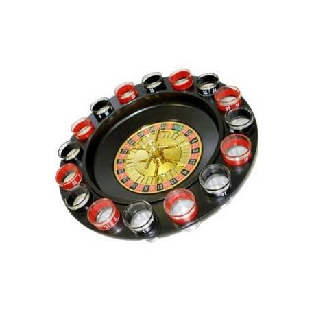 Рулетка с рюмками (16 рюмок) фото 1 — Shutka
