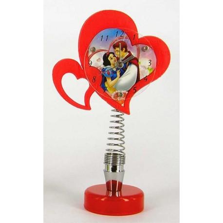 Часы - пружинка сердечки фото 1 — Shutka