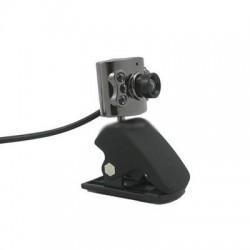 Веб-камера с микрофоном и подсветкой