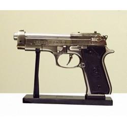 Зажигалка Пистолет на подставке