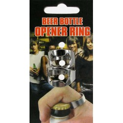 Перстень - открывалка для бутылок (комплект 2 шт.)
