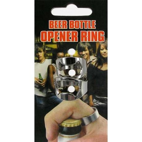 Перстень - открывалка для бутылок (комплект 2 шт.) фото 1 — Shutka