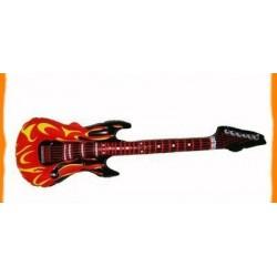 Гитара надувная