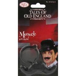 Монокль с усиками Old England