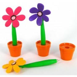 Ручка - цветочек