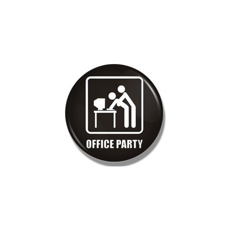Значок Oficce Party фото 1 — Shutka