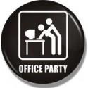 "Значок ""Oficce Party"""