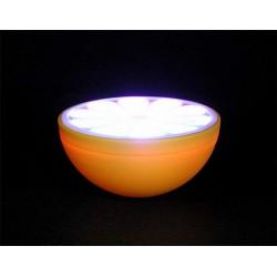Лимон плавающий - светильник