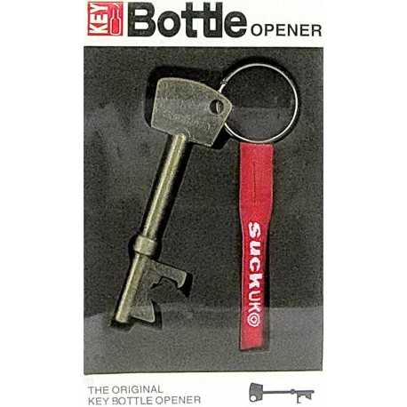 Брелок ключ - открывалка для бутылок фото 1 — Shutka