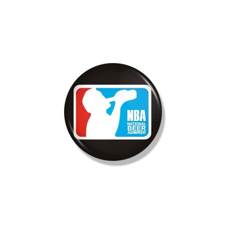 """Значок """"NBA"""""""