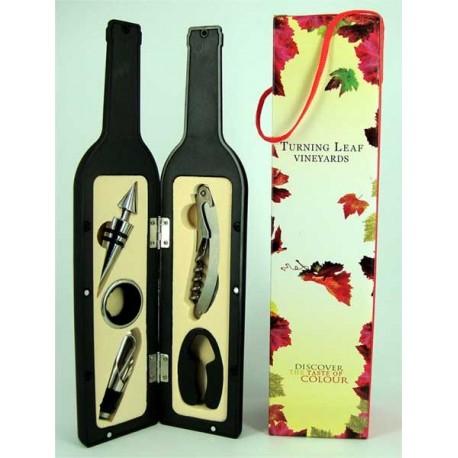 Бутылка - винный набор (0,75) фото 1 — Shutka