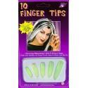 Ногти накладные светонакопительные