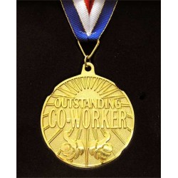 "Медаль металл ""Сo-worker"""