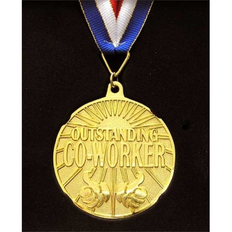 Медаль металл Сo-worker фото 1 — Shutka