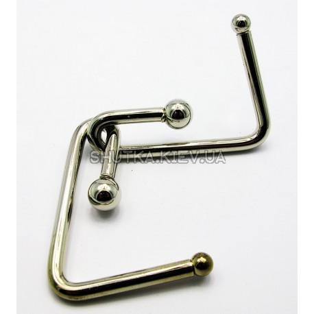 Головоломка металлическая 2 крючка 3036 фото 1 — Shutka