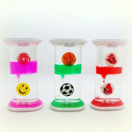 Сувенир перетекалка с мячом фото 1 — Shutka