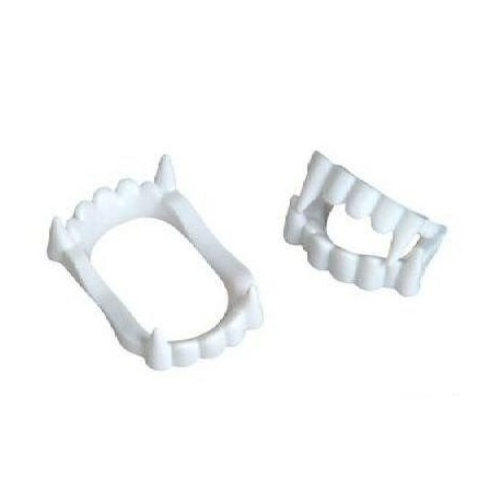 Зубы белые
