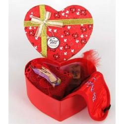 Подарочный набор  сердечко