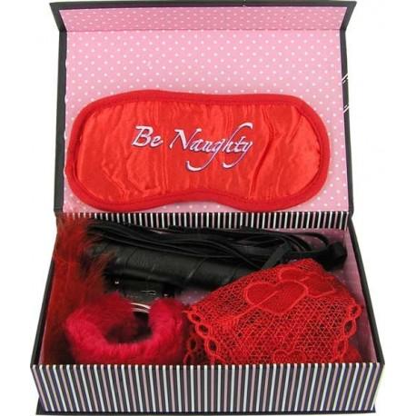 Подарочный набор с плеткой фото 1 — Shutka