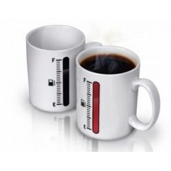 """Чашка """"термометр"""""""