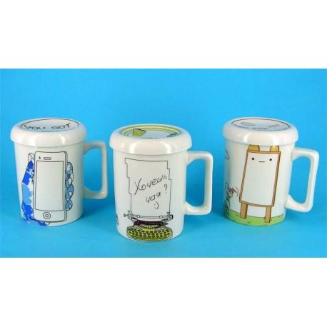 Чашка Для записей фото 1 — Shutka