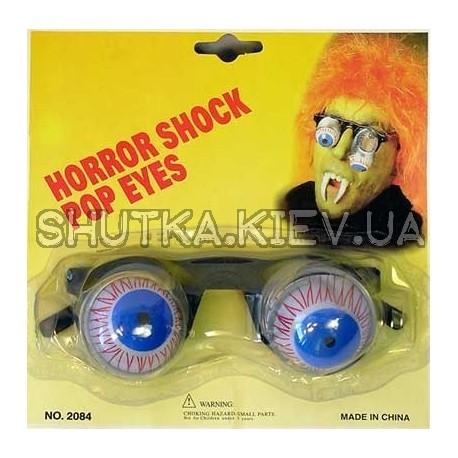 Очки с выпадающими глазами фото 1 — Shutka