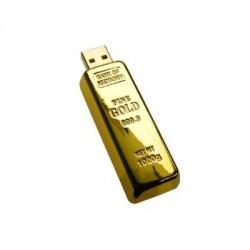 """USB Флешка """"Слиток золота"""""""