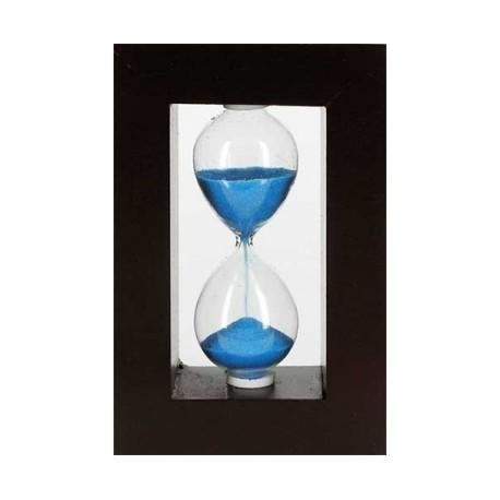 Песочные часы в дереве 20 см фото 1 — Shutka