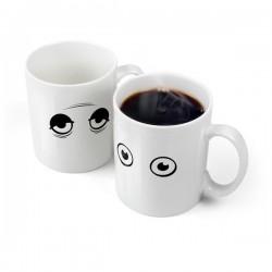 Чашка - просыпшка