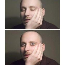 Наклейки на глаза