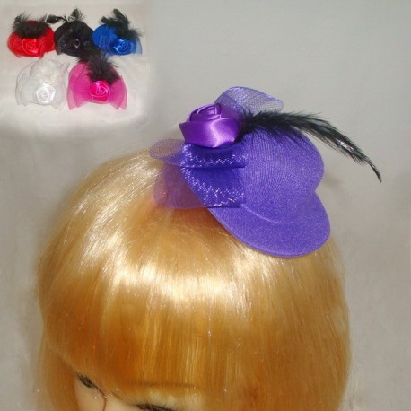 Шляпка гламур 8см фото 1 — Shutka