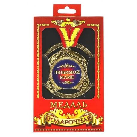 Медаль Любимой маме фото 1 — Shutka
