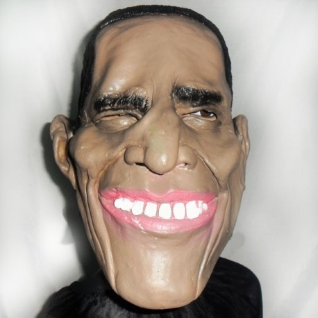 Маска Обама  фото 1 — Shutka