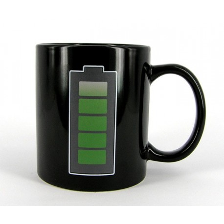 Чашка Батарейка фото 1 — Shutka