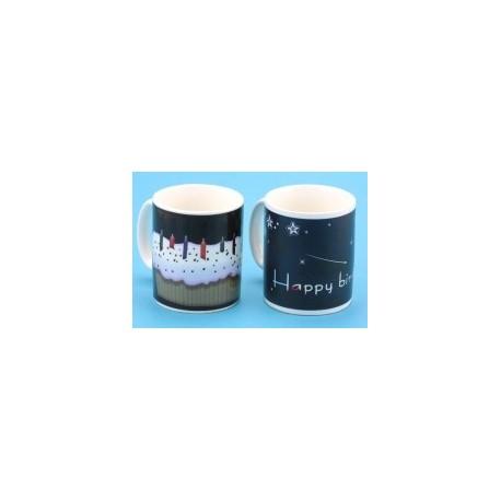 Чашка С Днем Рождения фото 1 — Shutka