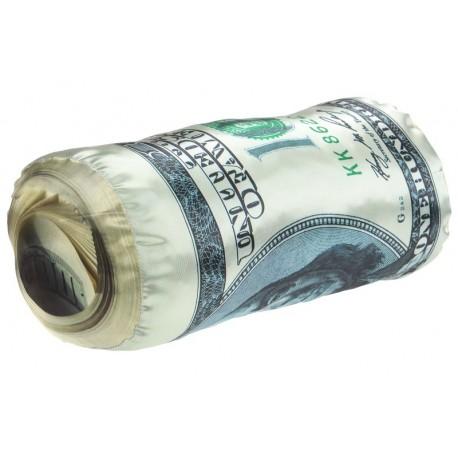 Подушка Рулон денег фото 1 — Shutka