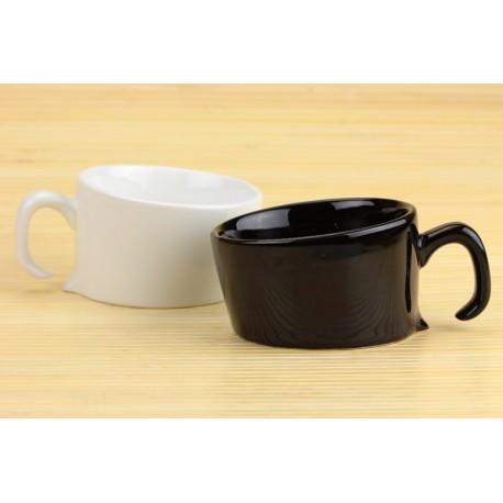 Чашка Скошенное дно фото 1 — Shutka