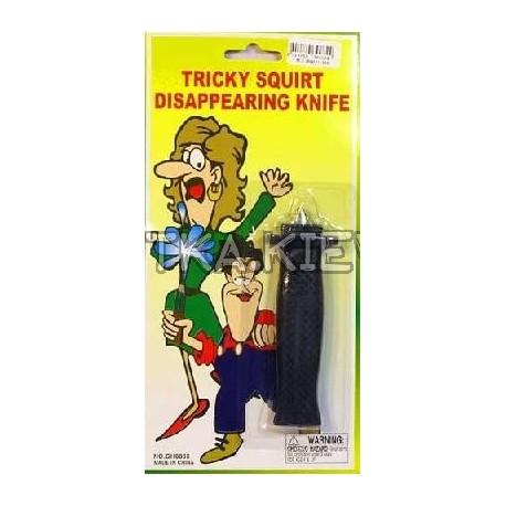 Нож убирающийся