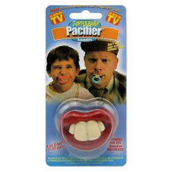 Соска  с зубами TFT