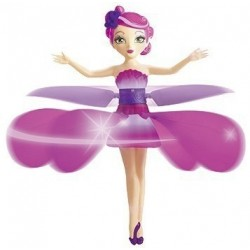 Летающая волшебная фея - Flying Fairy с подставкой