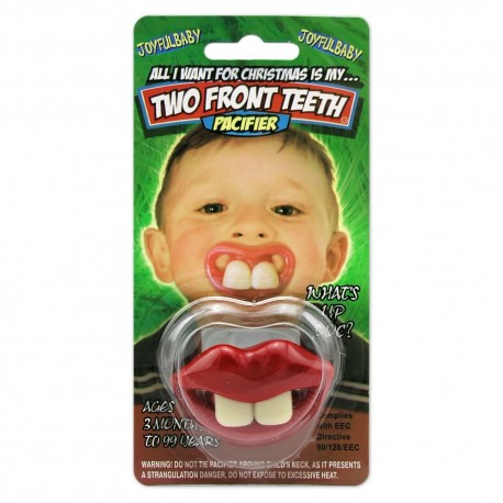 Соска  с зубами TFT 2 фото 1 — Shutka
