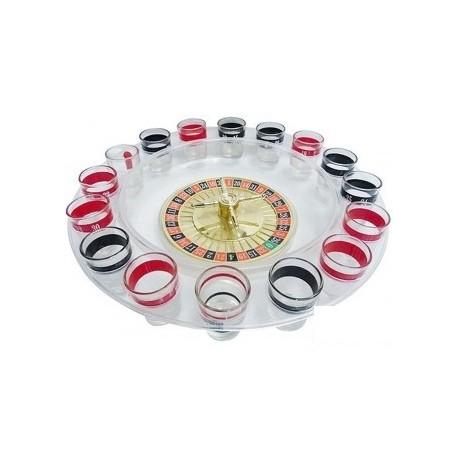 Рулетка с рюмками (16 рюмок) - 2 фото 1 — Shutka