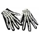 Перчатки скелета
